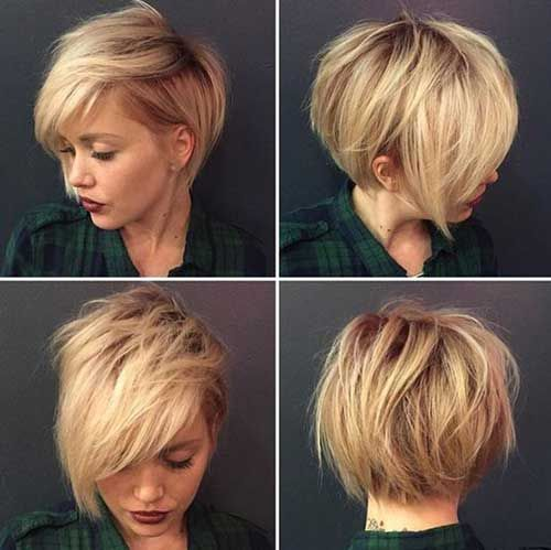 15+ Short Blonde Haircuts | Short Hairstyles & Haircuts 2015