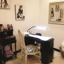 Resultado De Imagen De Small Nail Salon Design Ideas