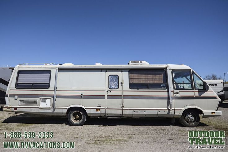 1985 ITASCA Windcruiser 34 RU Used Class A Motorhome For Sale - Picture 5