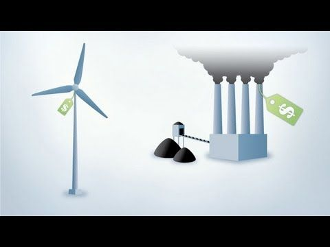 Triple bottom line benefits of clean energy - Creates 3X jobs as Fossil fuel, improves environment, slashes pollution - http://www.edf.org/energyinnovation.