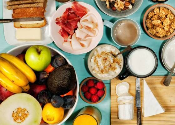 El desayuno no es la comida más importante del día