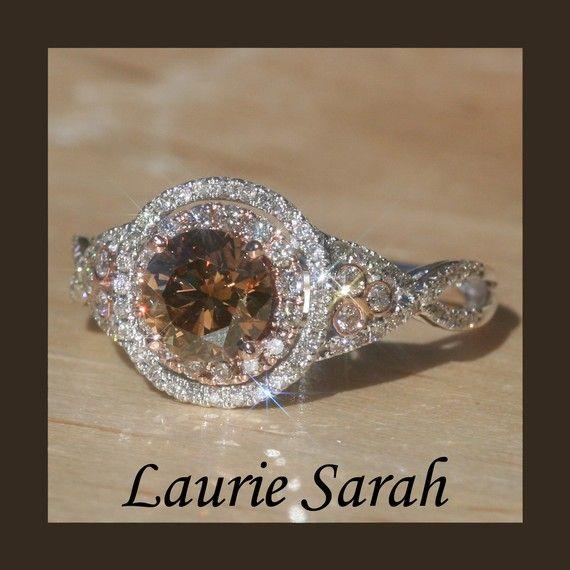 20 off was 509250 chocolate diamond ring by lauriesarahdesigns 407400 - Chocolate Wedding Ring