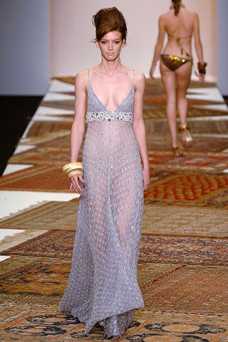 clothes online shopping in south africa Julien Macdonald Spring Summer 2006 Ready To Wear