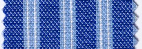 """L'incrocio fra la trama bianca e l'ordito in un altro colore forma un caratteristico disegno a minuscoli quadrettini. Questo tessuto è la versione """" Regale """" dell' oxford classico, con la particolarità di essere un tessuto più rasato, che si distingue per la sua morbidezza e lucentezza, ma sopratutto per l'eccezionale consistenza che dona una sensazione più setosa o morbida"""
