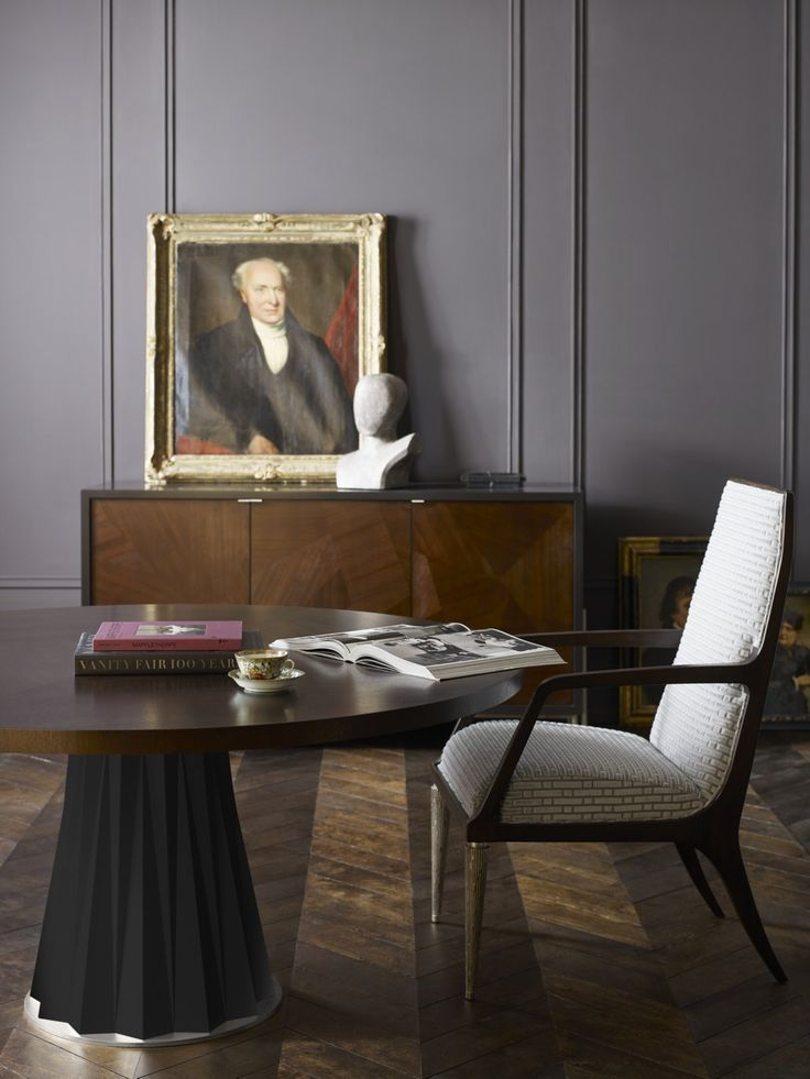 The Heliodor Dining #Table and Jasper Arm #Chair were made for each other