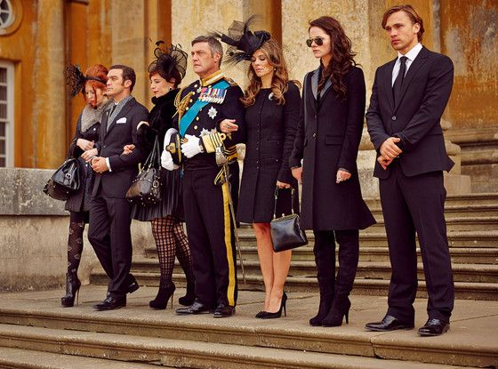 Official Behind-the-Scenes Look of The Royals: Elizabeth Hurley, William Moseley, Alexandra Park and More Dish on Royalty! The Royals