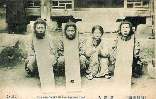 prisoners of Korea