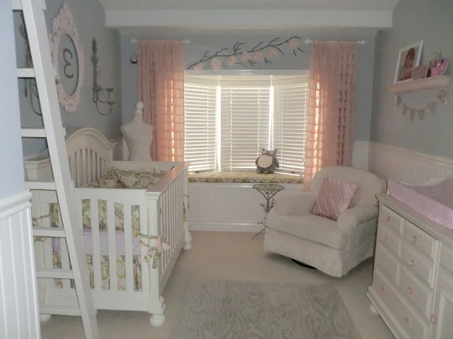 Design Dazzle Touch Of Pink Nursery Beautiful Muted
