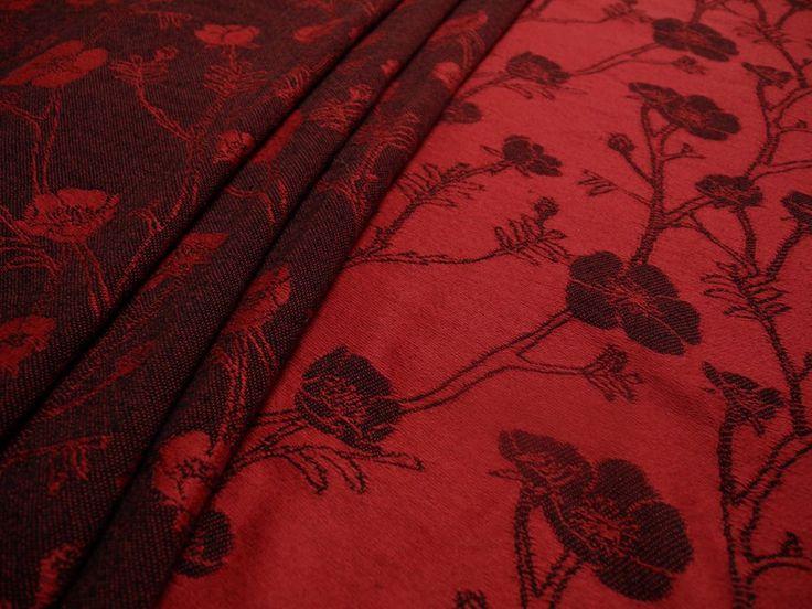 Baie Slings Wild Roses Cinnabar