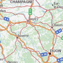Via Michelin driving route planner