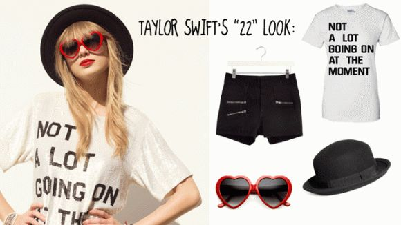 Throwback Thursday: Taylor Swift Costume Ideas (Day 13) - Collegiate Cook