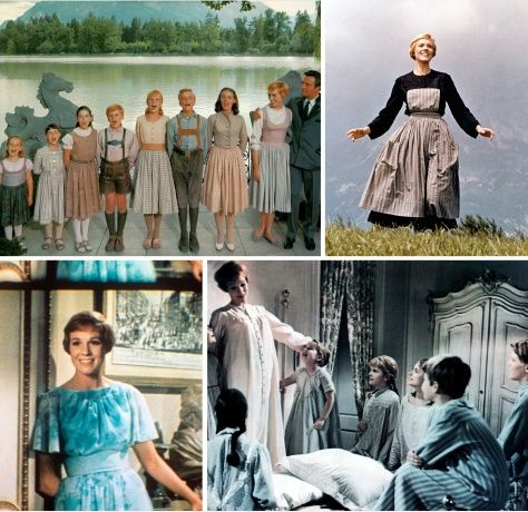 Vogue Daily — The Sound of Music Live!