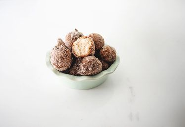 Make Homemade Donuts Using This Easy Pancake Mix Recipe