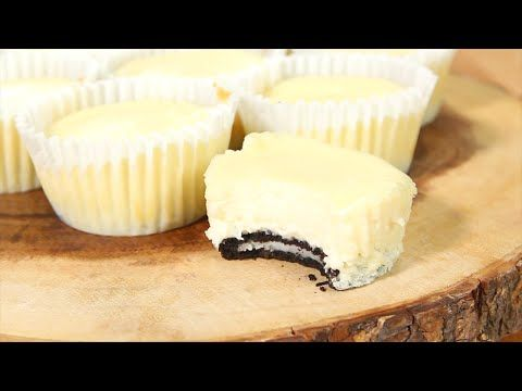 Oreo Cheesecake Bites - YouTube