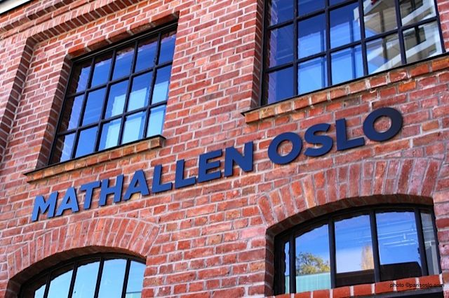 Mathallen #Oslo #Food #Hall  photo ©parisoslo.com