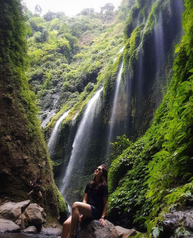 Air Terjun Madakaripura: Woooow Ternyata Air Terjun tertinggi di Pulau Jawa adanya di Probolinggo Kamu Musti Kesini.