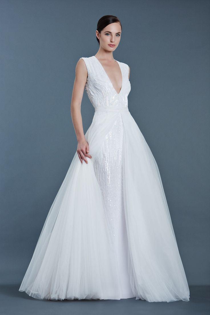 497 best Wedding Dresses images on Pinterest | Wedding frocks ...