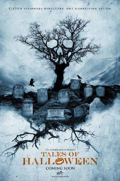 10 historias de terror con 'Tales of Halloween'