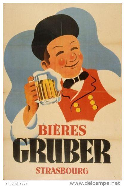 Bières Gruber - Strasbourg -