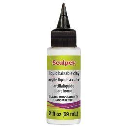 Sculpey Liquid Bakeable Clay - Clear