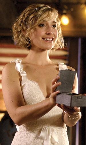 Chloe Sullivan Hair! Love smallville!