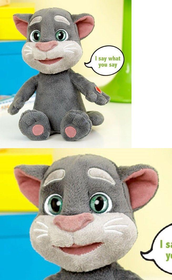 Talking Toys 145945 Plush Talking Tom Kitty Cat New Buy It Now