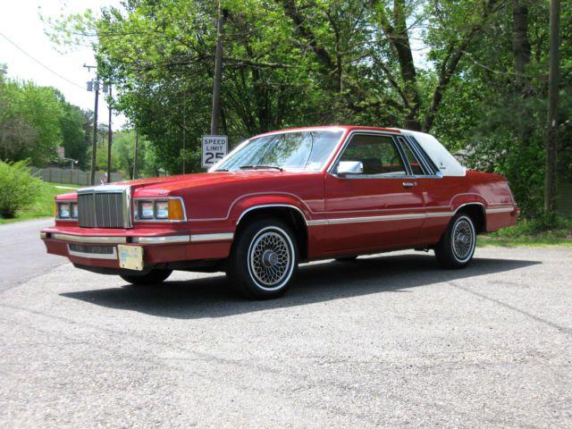 Cougar XR7 5.0 V8 ALL ORIGINAL SURVIVOR! 46,000 Orig Miles! MUST See in NC!
