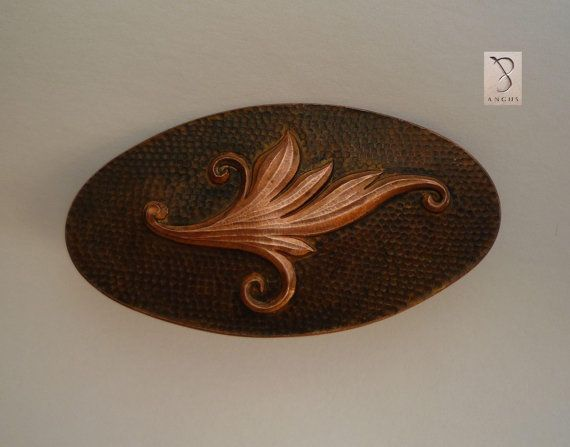 Acanthus Leaf 1 by AngusMetalsmith on Etsy