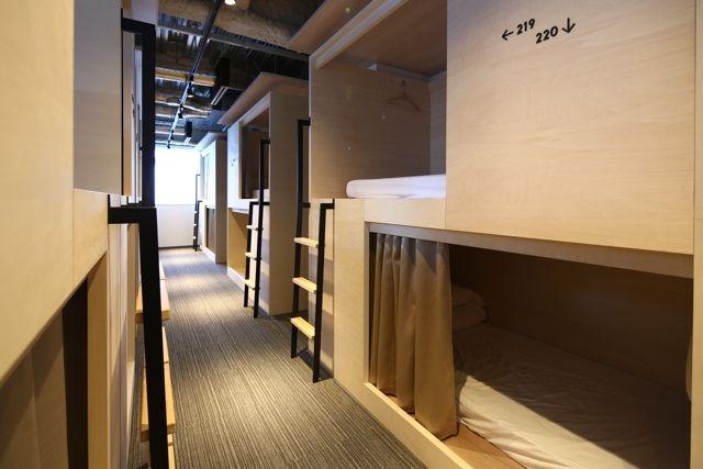 外国から遊びにきた友人にオススメしたい、東京のホステル4選 | roomie(ルーミー)