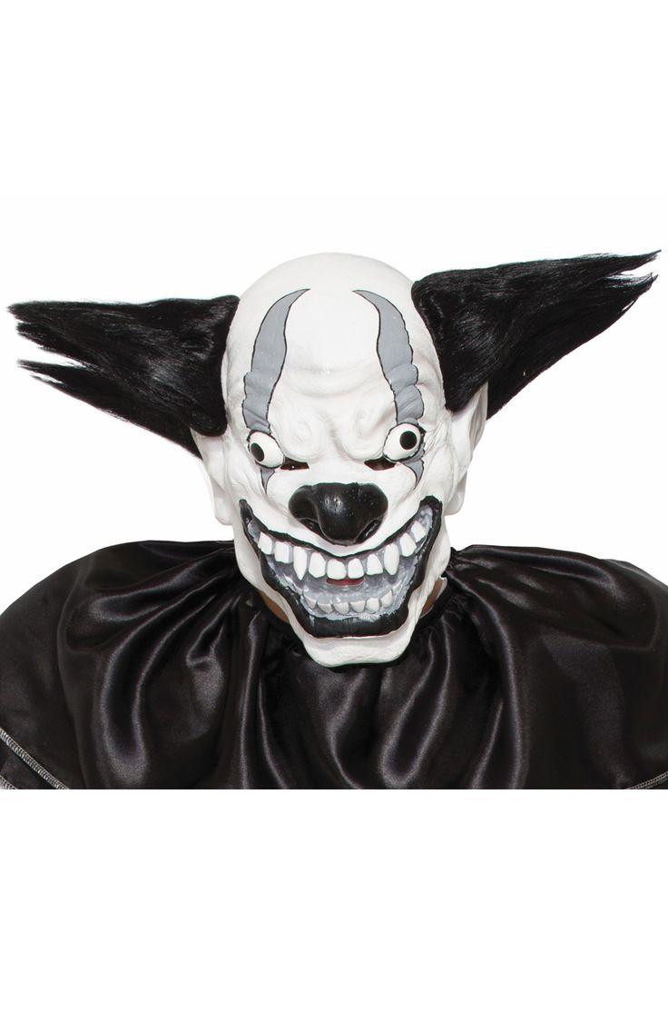 Bezerk Evil Clown Mask