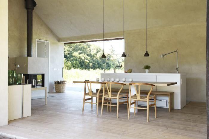 Urlaubsarchitektur House Rental in Mon, Denmark