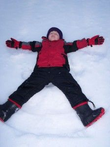"""""""Mets ta polaire !"""" ... ou comment les limites sont plus utiles aux parents qu'aux enfants ..."""