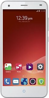 Cara Hard Reset ZTE Blade S6   instal ponsel