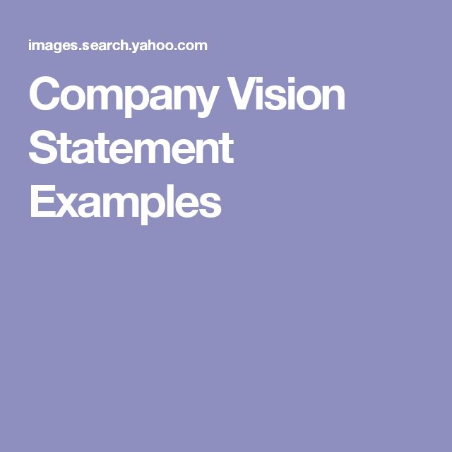 Home Business Ideas Yahoo Answers: Best 25+ Company Vision Statement Ideas On Pinterest