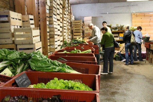 Des produits fermiers et locaux débarquent en gare de Toulouse-Matabiau