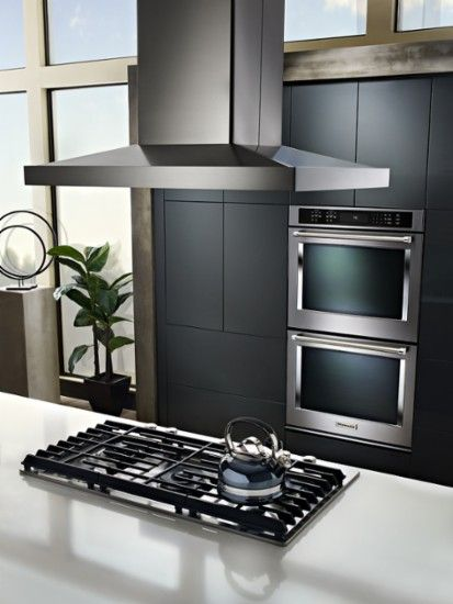 """KitchenAid - 36"""" Built-In Gas Cooktop - Stainless Steel - AlternateView16 Zoom"""