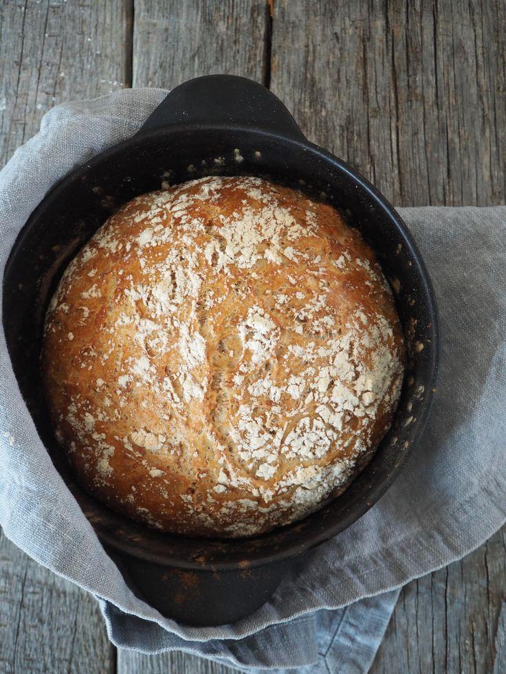 Eltefritt speltbrød altså, det er ikke mye som er bedre enn det. Speltbrød er liksom en mellom ting – det er ikke et fint brød, den har mer 'motstand' og har mer 'tygg' enn loff, men er heller ikke grovt. Mellomgrovt brød kaller vi dette og brødet burde tilfredsstille de fleste. Skjær gjerne brødet i [...]Read More...