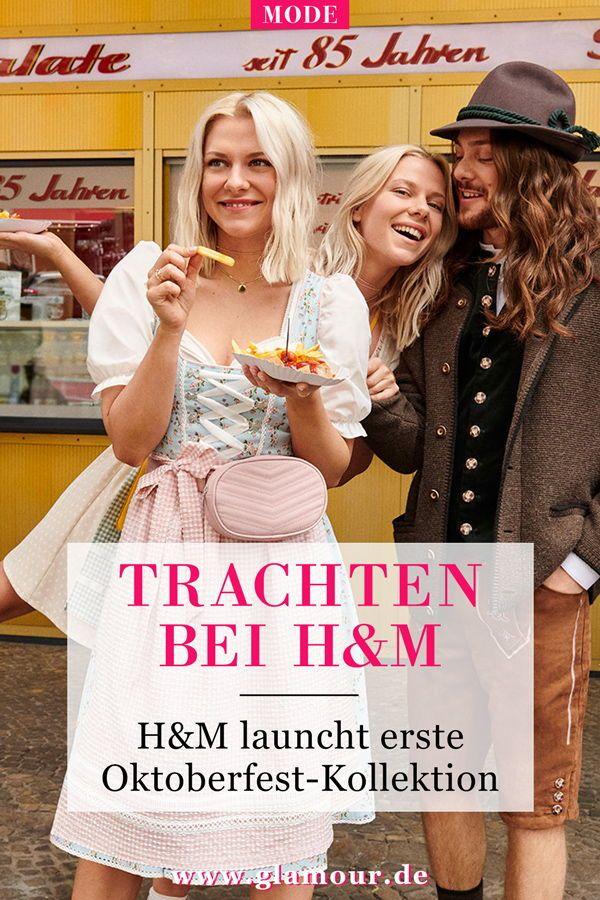 H&M Oktoberfest Kollektion: Jetzt gibt es Dirndl und