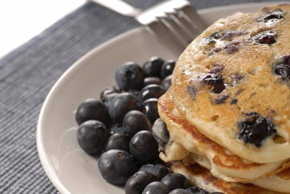 Low- Carb Blueberry Pancake Recipe | Atlanta Personal Trainer | Fitness Blog by David Buer