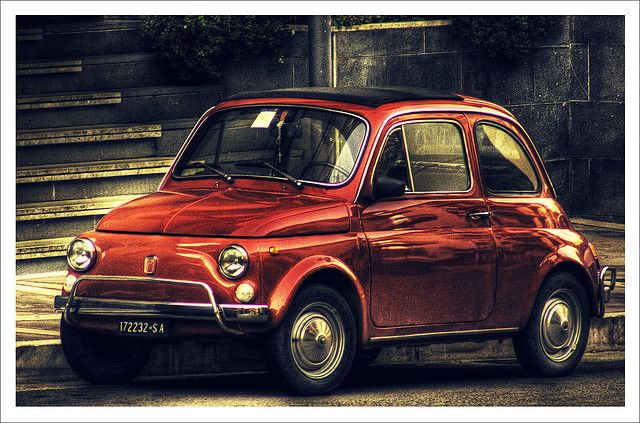 The Fiat 500: produced by the Fiat company of Italy between 1957 and 1975, with limited production of the Fiat 500 K estate continuing until 1977. The car was designed by Dante Giacosa. Launched as the Nuova (new) 500 in July 1957, it was a cheap and practical town car. …