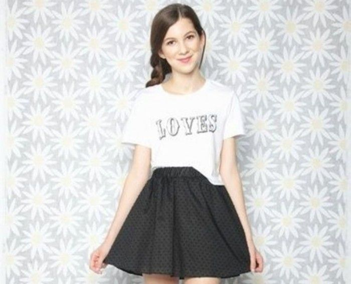 Latest  Hottest Fashion Trends for Spring 2014 ... teen-fashion-2014-tshirt └▶ └▶ http://www.pouted.com/?p=35755