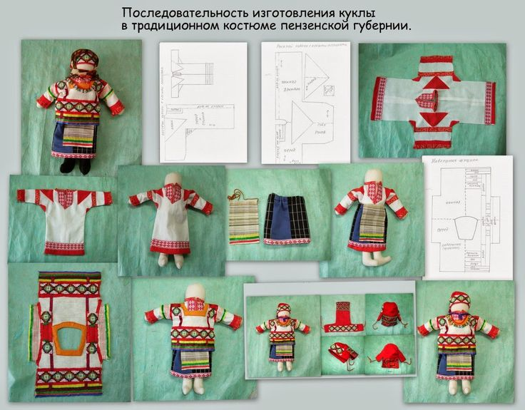 shishkina: Про Пензу и куклу в национальном костюме.