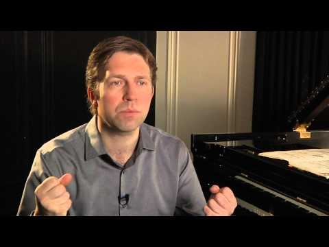 """Pianist Leif Ove Andsnes on performing György Kurtág's """"... quasi una fantasia ..."""" His performance with the NY Phil is Sept. 19-22, 2012."""