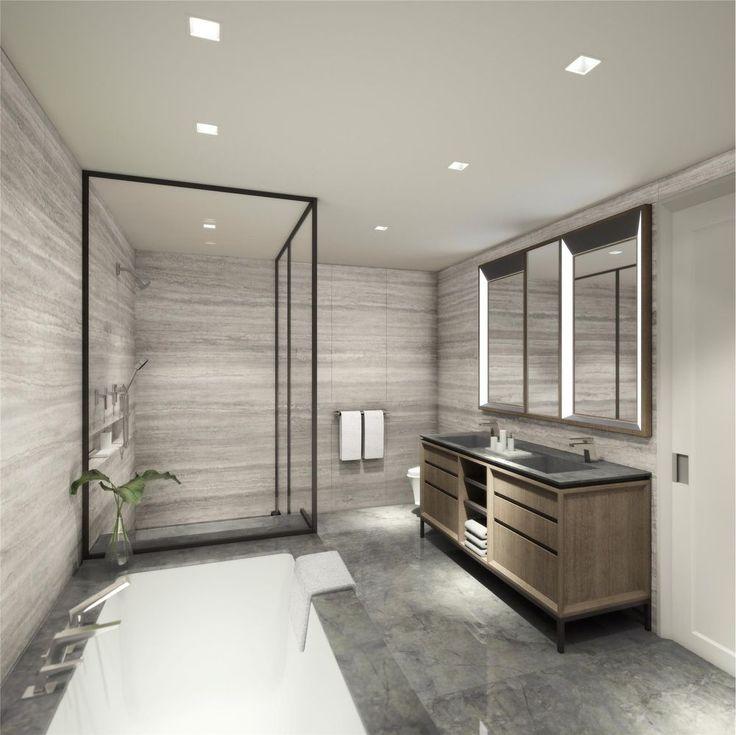 master bath layout