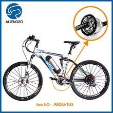 2015 alienozo elektro-fahrrad mit bofeili Mitte kurbel motor