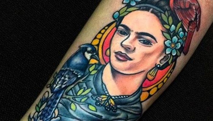 There no denying Frida Kahlo is one of the most revolutionary artists in the world.