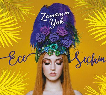 Zamanim Yok - Ece Seçkin (CD)