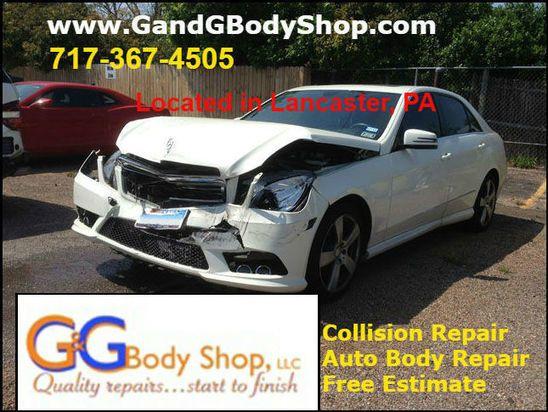 car body repair estimate