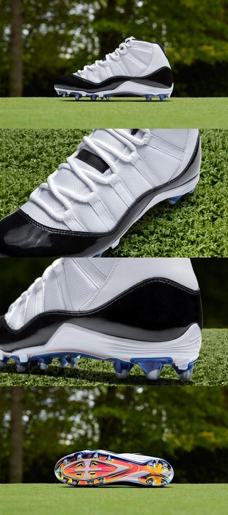Nike Air Jordan XI concord cleat (With images) Jordan