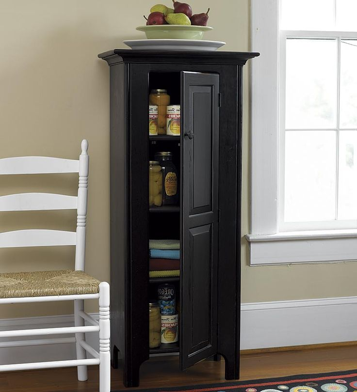 Our Traditional Country Jelly Cabinet Makes An Instant Pantry For A Small  Kitchen, A Handy .